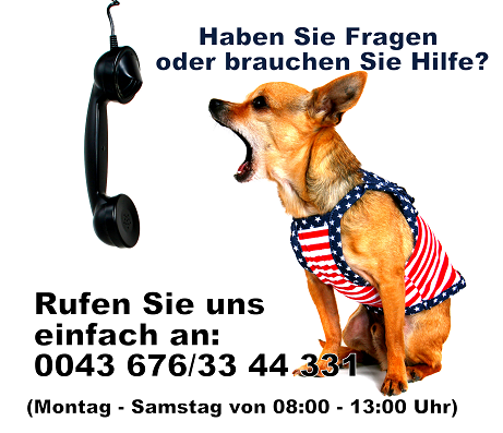 callcenter button hund 2